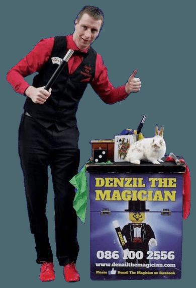 Magician Dublin
