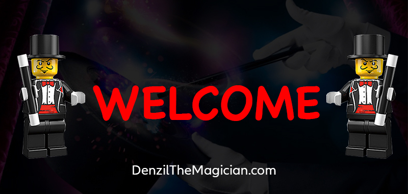 Welcome to Denzil the Magician blog